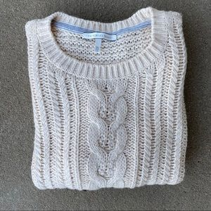 Victoria's Secret Chunky Cable Knit Sweater